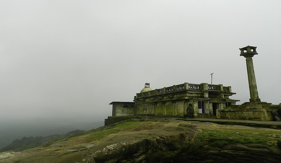 KUNDADRI HILLS (Jain Temple)